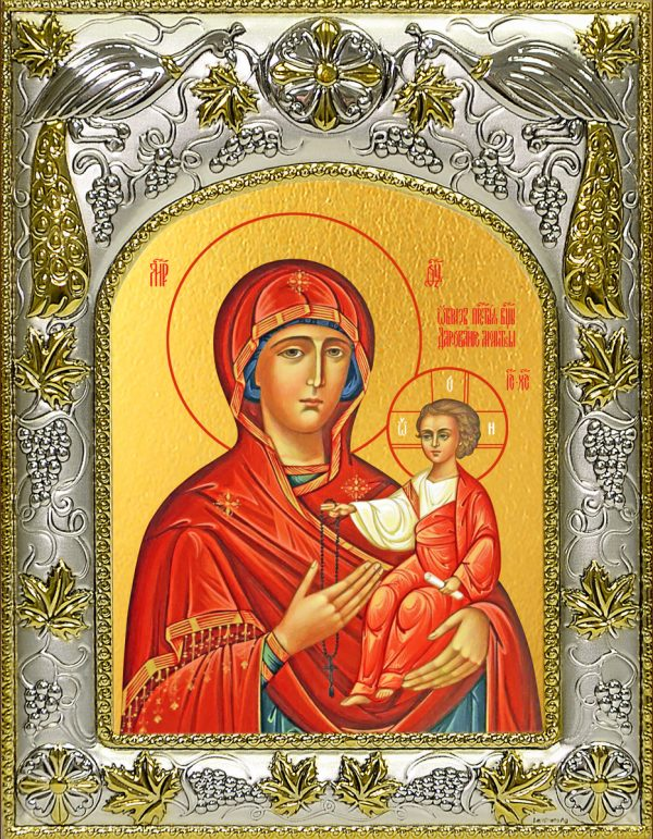 купить икону Божией МатериДарование молитвы