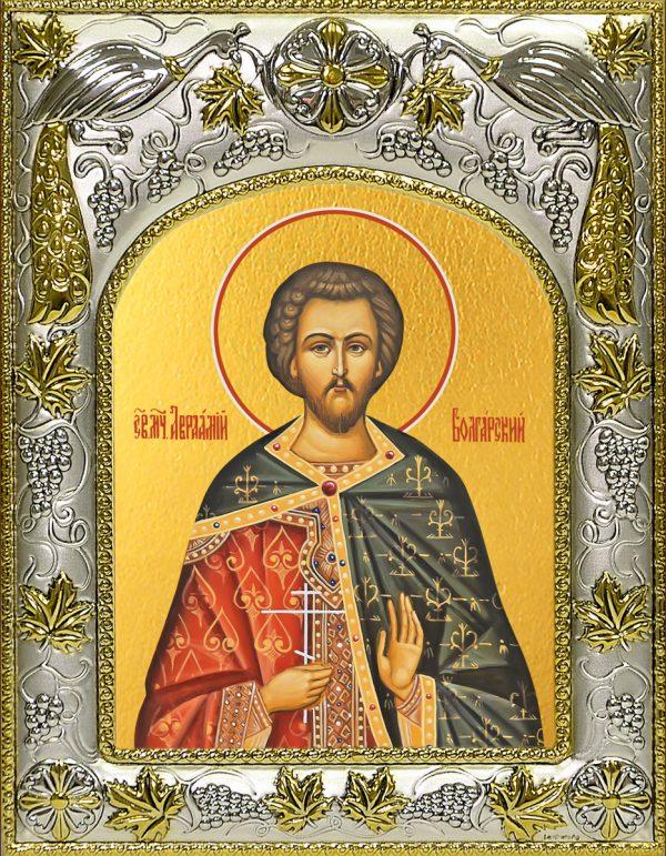 купить икону святого Авраамий Болгарский
