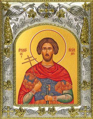 купить икону святого Артемий Антиохийский