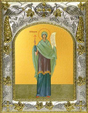 купить икону Виринея (Вероника) Едесская мученица
