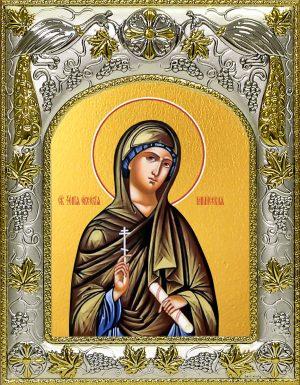 купить икону Ксения (Евсевия) Миласская, преподобная