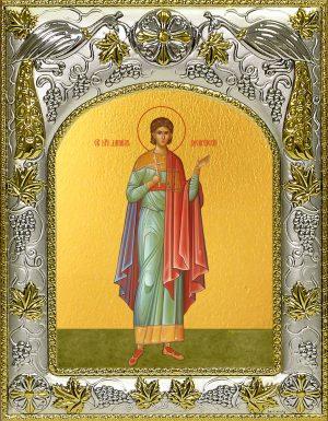купить икону святой Даниил Египтянин, Кесарийский, Палестинский