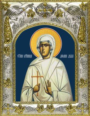 купить икону святая Домна Никомидийская
