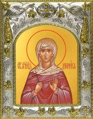 купить икону святая Домника (Домнина) Аназаровская