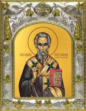 купить икону святой Игнатий Богоносец