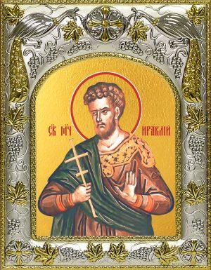 купить икону святой Ираклий Севастийский