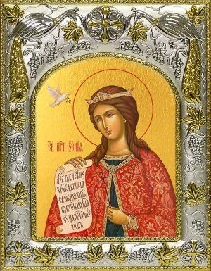 купить икону Ксения (царица Ирина) Преподобная
