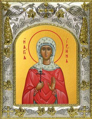 купить икону святая Ирина Аквилейская