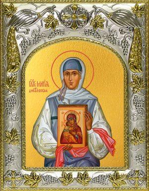 купить икону святая Мария Дивеевская (Федина)