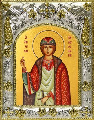 купить икону святой Михаил Муромский
