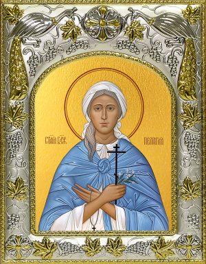 купить икону святая Пелагия (Серебренникова) Дивеевская