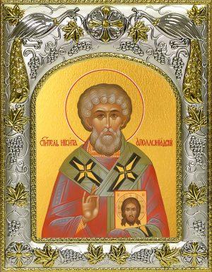 купить икону Никита исповедник