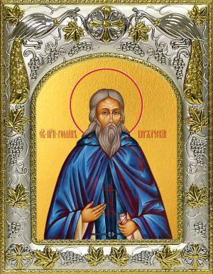 купить икону святой Роман Киржачский