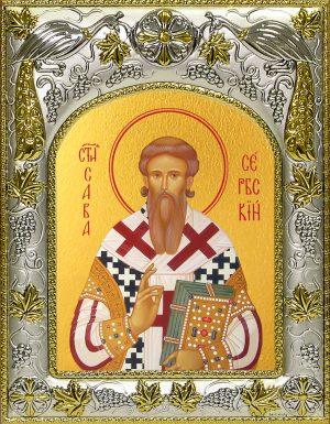 купить икону святой Савва Сербский