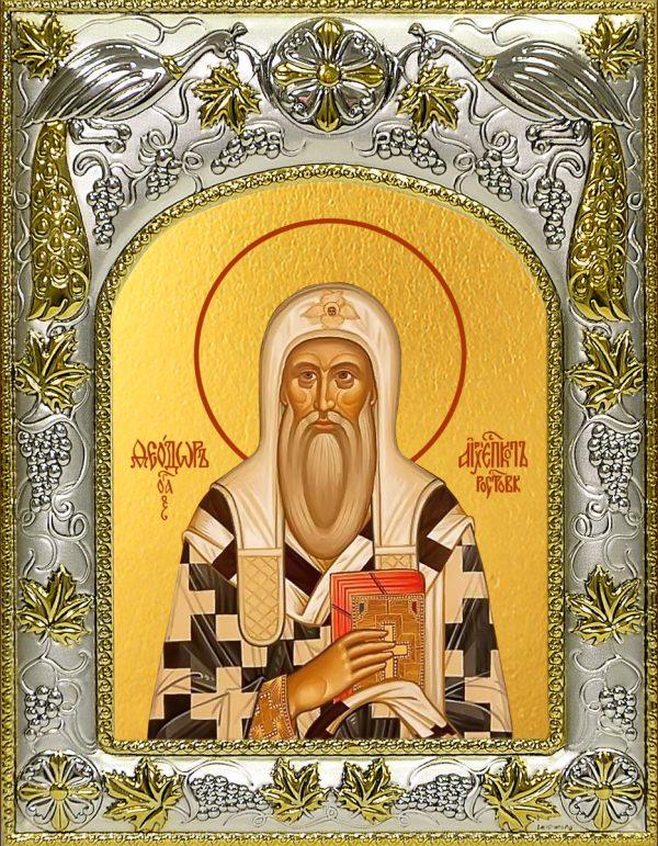 купить икону святой Феодор Ростовский