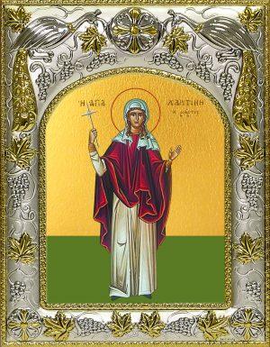 купить икону святая Харитина Киликийская