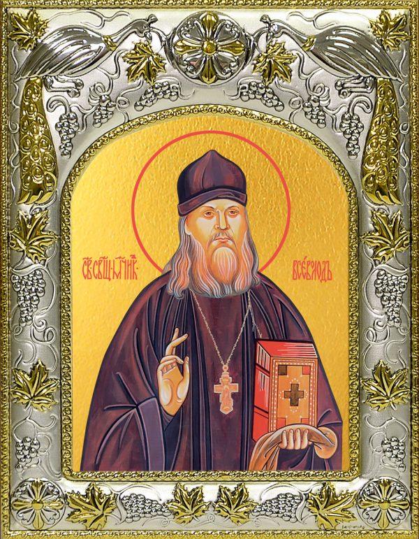 купить икону святой Всеволод Потеминский