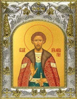 купить икону святой Олег Рязанский