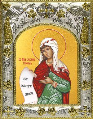 купить икону святая Сосанна Римская