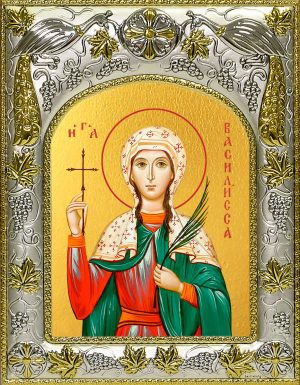 купить икону Василисса Никомидийская
