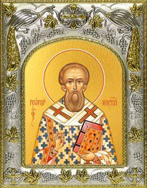 купить икону святой Георгий Константинопольский