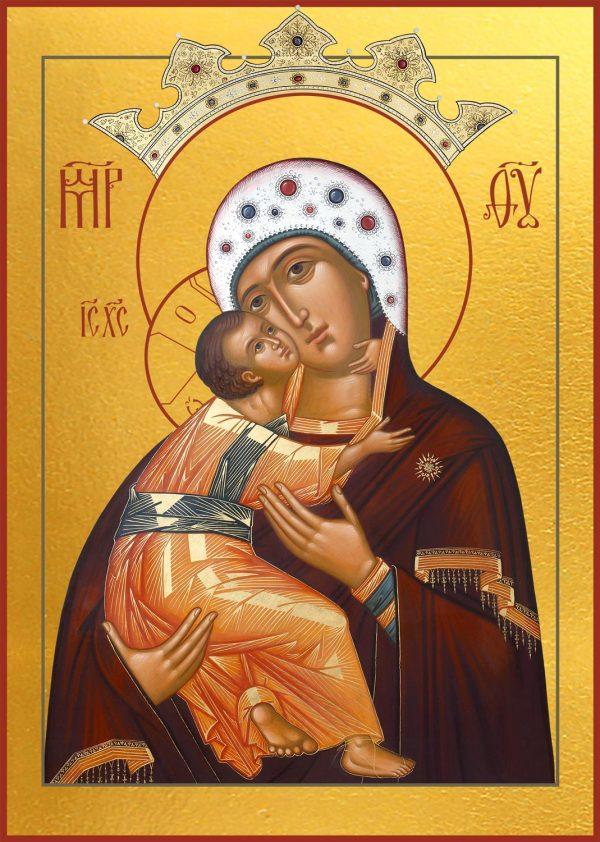 купить Владимирскую икону Божией Матери