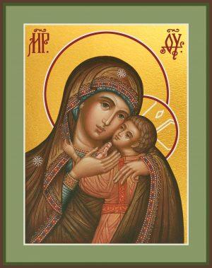 Купить икону Богородицы Умиление