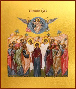 купить икону Вознесение Господне