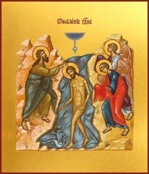 купить икону Богоявление Господне