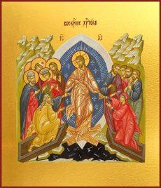 купить икону Воскресение Христово
