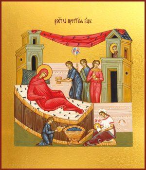 купить икону Рождество Богородицы