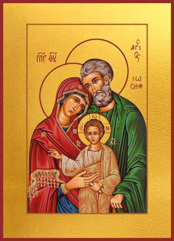 купить икону Святое Семейство