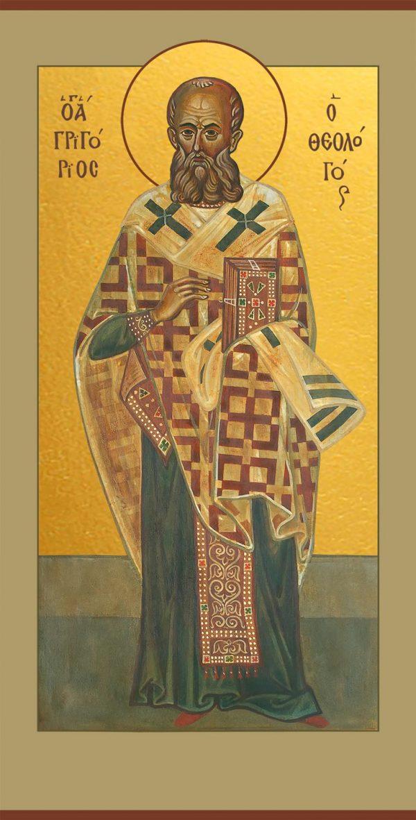 купить икону Святого Григория Богослова