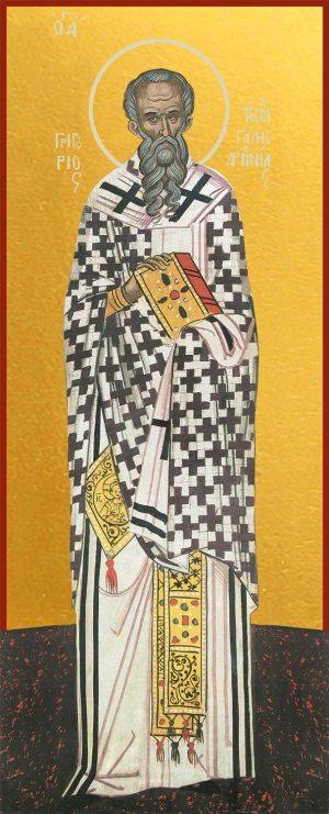 купить икону Святого Григория,просветителя Армении