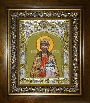 купить икону Владимир Ярославич Новгородский