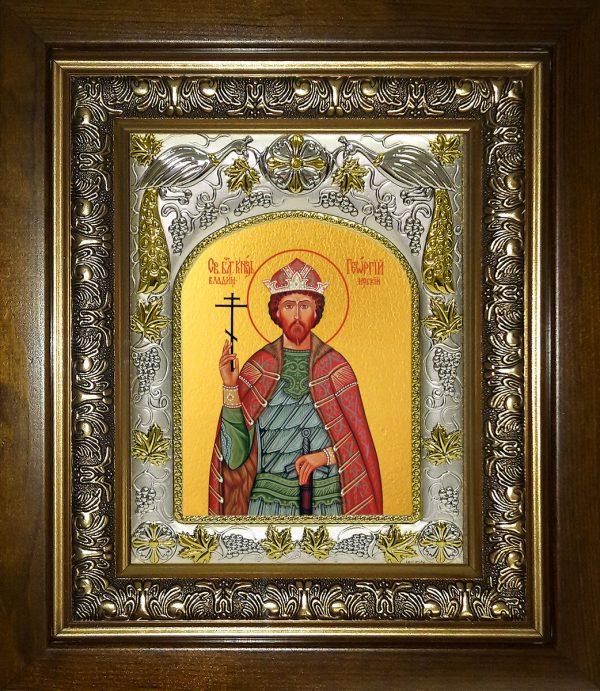 купить икону святой Георгий (Юрий) Всеволодович, Владимирский