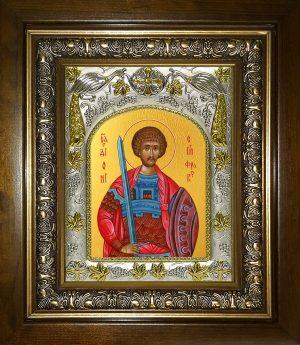 купить икону святой Дионисий Фракийский