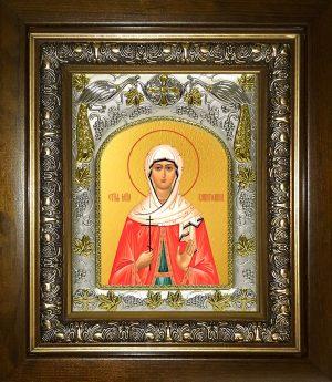 купить икону святая Капитолина Каппадокийская