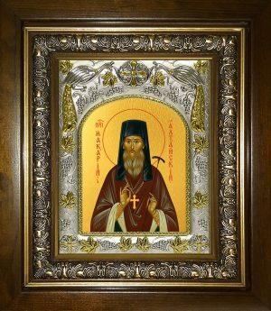 купить икону святой Макарий Алтайский