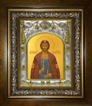 купить икону святой Михаил Тверской
