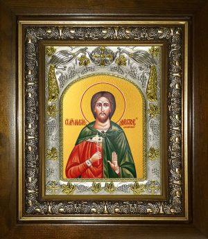 купить икону святой Максим Доростольский, Озовийский