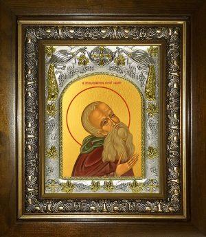 купить икону святой Сергий Савваит