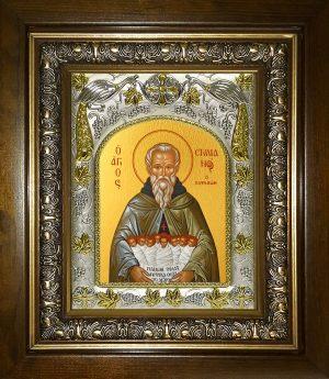купить икону святой Стилиан Пафлагонский