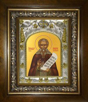 купить икону святой Феодор Сикеот