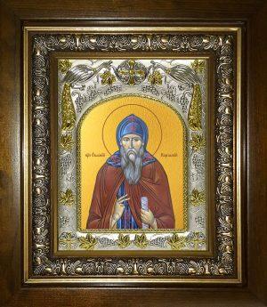 купить икону святой Евфимий Карельский