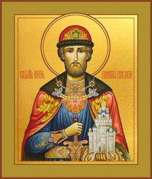 купить икону Димитрия Донского