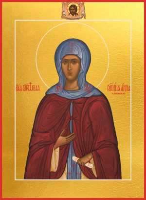 купить икону святой Анны Кашинской