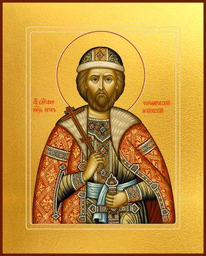 купить икону Игоря Черниговского