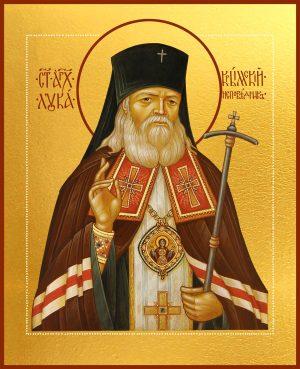 купить икону Луки Симферопольского, Крымского