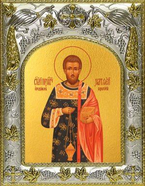 купить икону святой Матфей Банников Белогорский